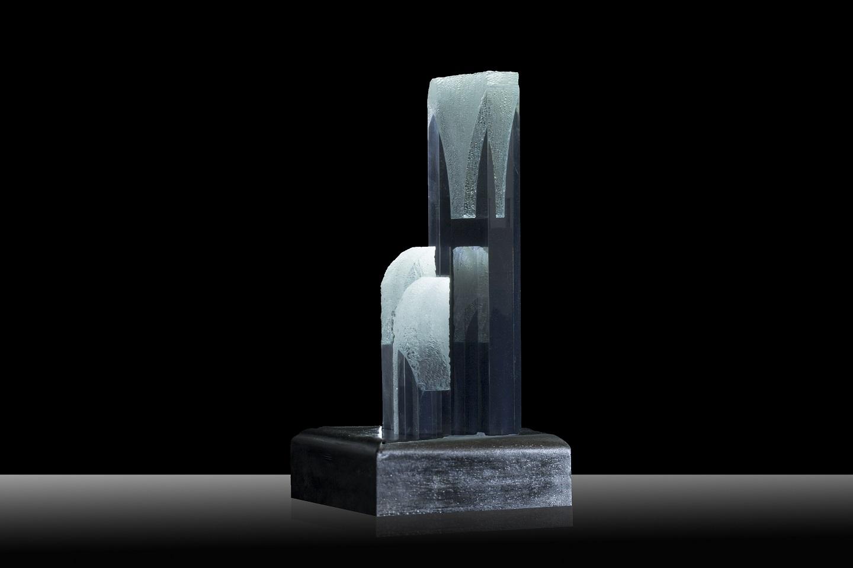 Arte e Luce LED attraverso Plexiglass - ARTELUX TORRI