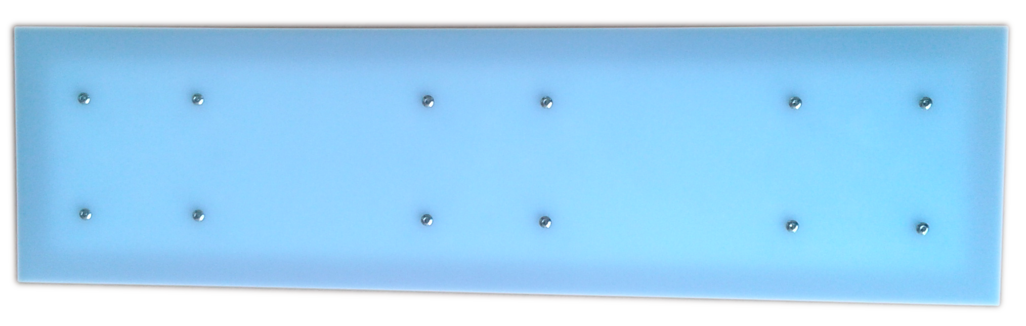 ECOLUX Modulo LED 15 W Opalino 5000K
