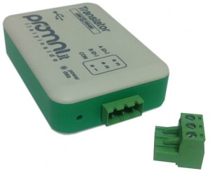 Adattatore USB RS485 Isolato - TRANSLATOR USB RS485 - Box Image 0